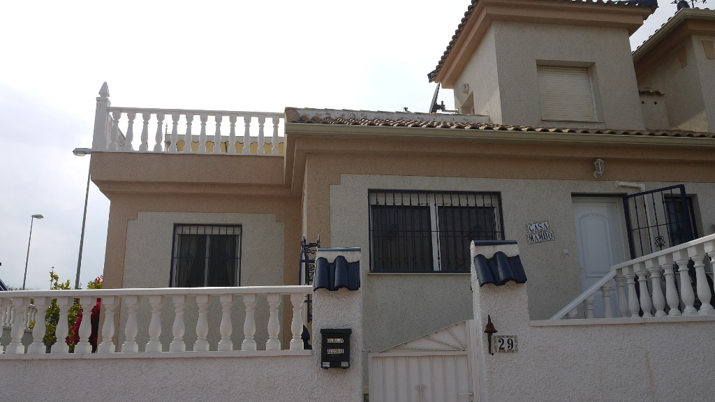 Semi Detached villa - Resale - Ciudad Quesada - Ciudad Quesada